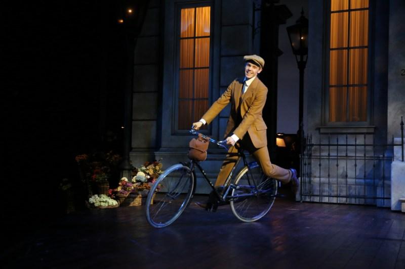 My Fair Lady - Guthrie Theatre - Tyler Michaels - Photo; Joan Marcus