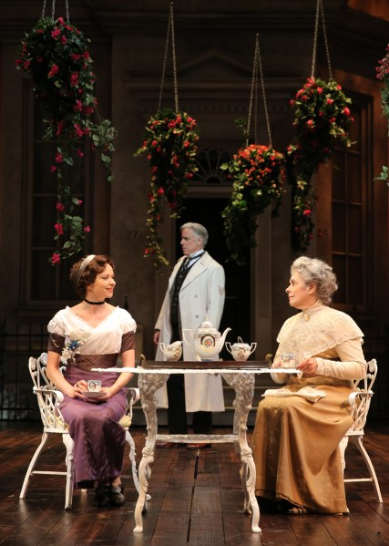 My Fair Lady - Guthrie Theatre - Helen Anker, Jeff McCarthy, Melissa Hart - Photo: Joan Marcus