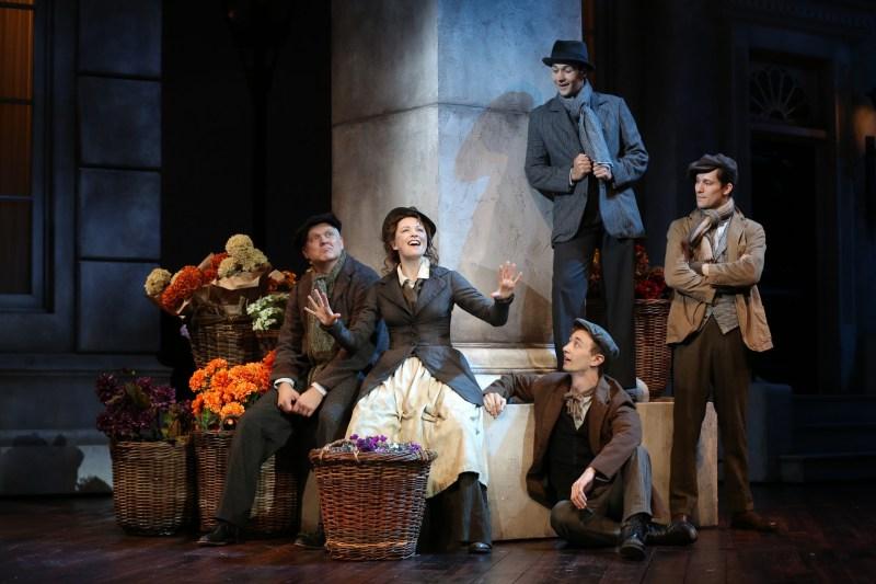 My Fair Lady - Guthrie Theatre - Photo: Joan Marcus