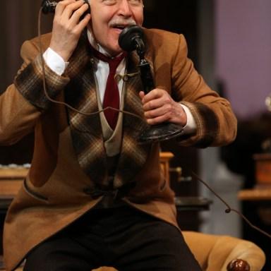 My Fair Lady - Guthrie Theatre - Tony Sheldon - Photo: Joan Marcus