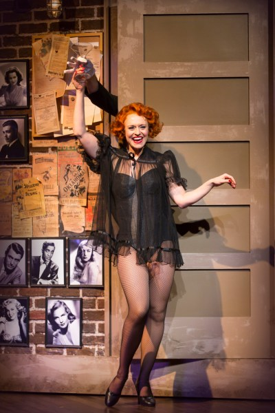 Megan Sikora as Lois   -   Photo: T Charles Erickson