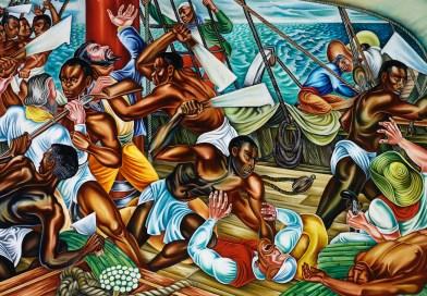 Hale Woodruff's Vibrant Murals Immortalize African-American History