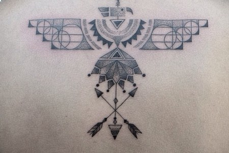 geometry tattoo 29