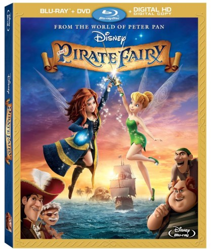 Buy The Pirate Fairy on blu-ray