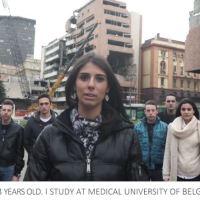 Обраћање српских студената Уједињеним Нацијама - Зауставите погубну америчку политику!