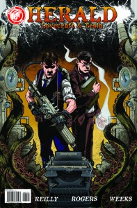 COVER 1 variant Herald