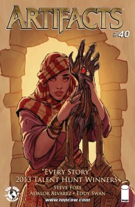 Artifacts40_Cover
