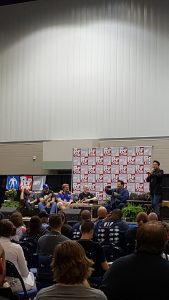 Star Wars panel with Garrett Wang