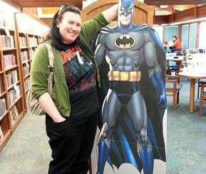 Molly Durst is appearing at the Buckeye Comic Con
