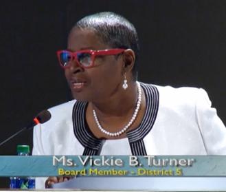 Vickie Turner DeKalb Board Member