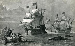 Christopher Columbus ship - Christopher Columbus facts for kids