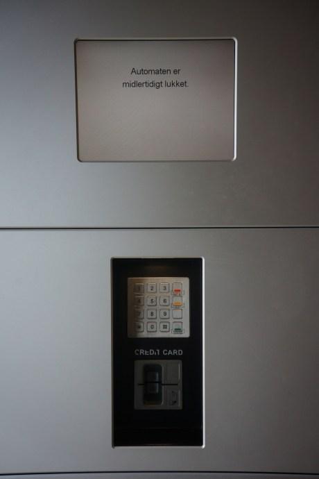 der gebuehrenautomat ist deaktiviert