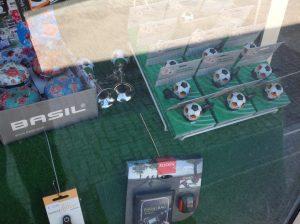 Fußball-Klingeln