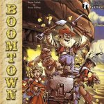 Boomtown cover