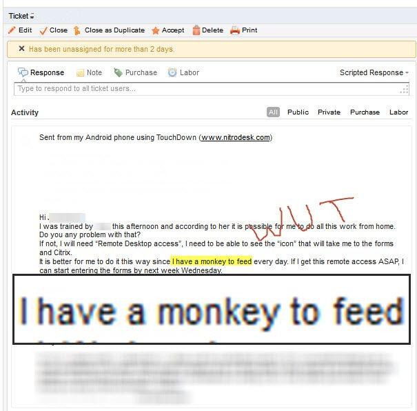 monkey-ticket