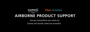 airbone product support garmin fisac aviation