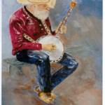 Library Featured Artist Joyce Hubbard