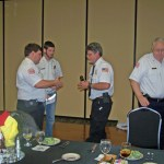 Fire Department Hold Annual Banquet