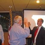 City Council Swears in Don Bailey As Alderman