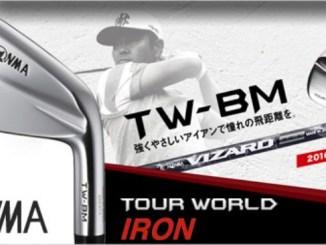 NEW Honma TW BM irons