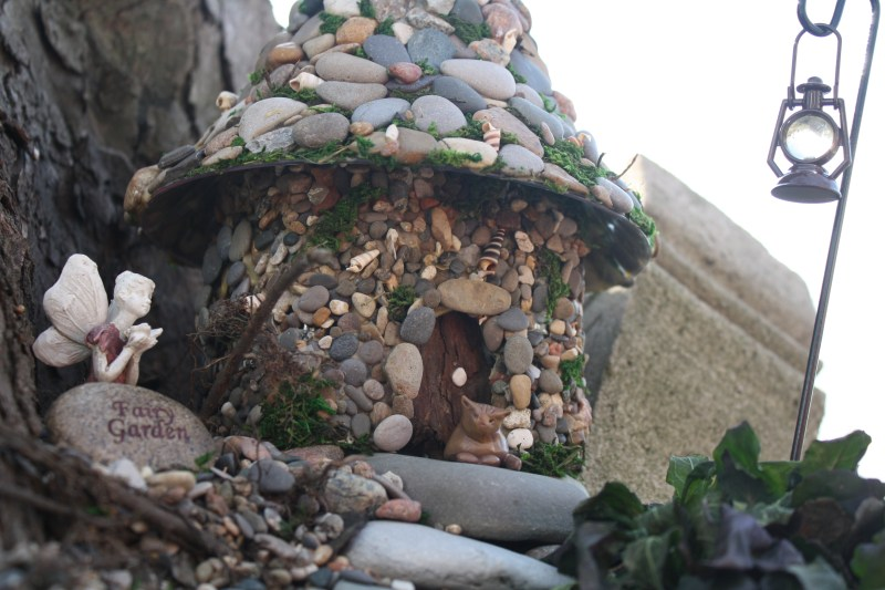 Large Of Miniature Fairy Garden Houses