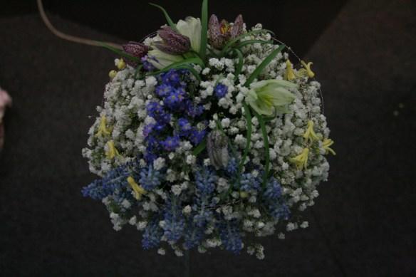 brudbukett av Maria Wahlgren