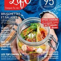 Régal Life, le nouveau magazine de la cuisine du bien-être {La Surprise du Lundi}