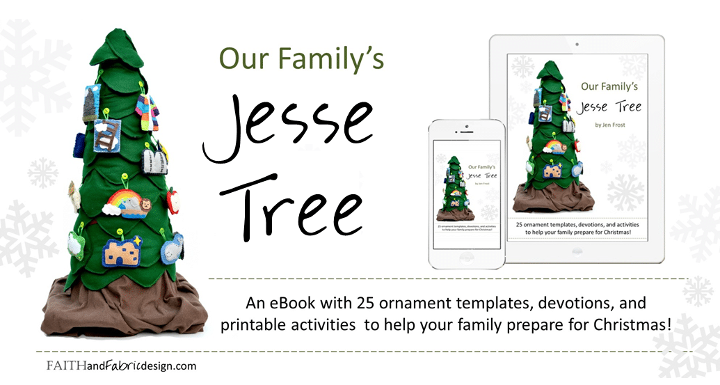 image relating to Jesse Tree Ornaments Printable identified as Printable Jesse Tree Ornaments! Free of charge and Uncomplicated! - Catholic