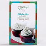 Heartland Gourmet Gluten Free Red Velvet Cupcake Mix
