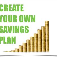 Create Your Own Savings Plan