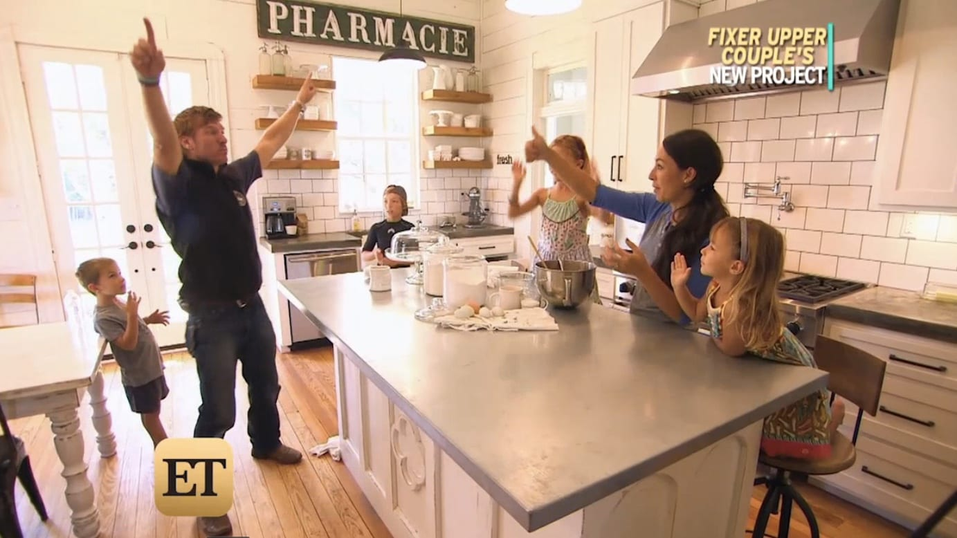 Simple Cooking Fixer Duo Chip Joanna Gaines Reveal Why Ir Kids Be Joanna Gaines Kids Clos nice food Joanna Gaines Kids