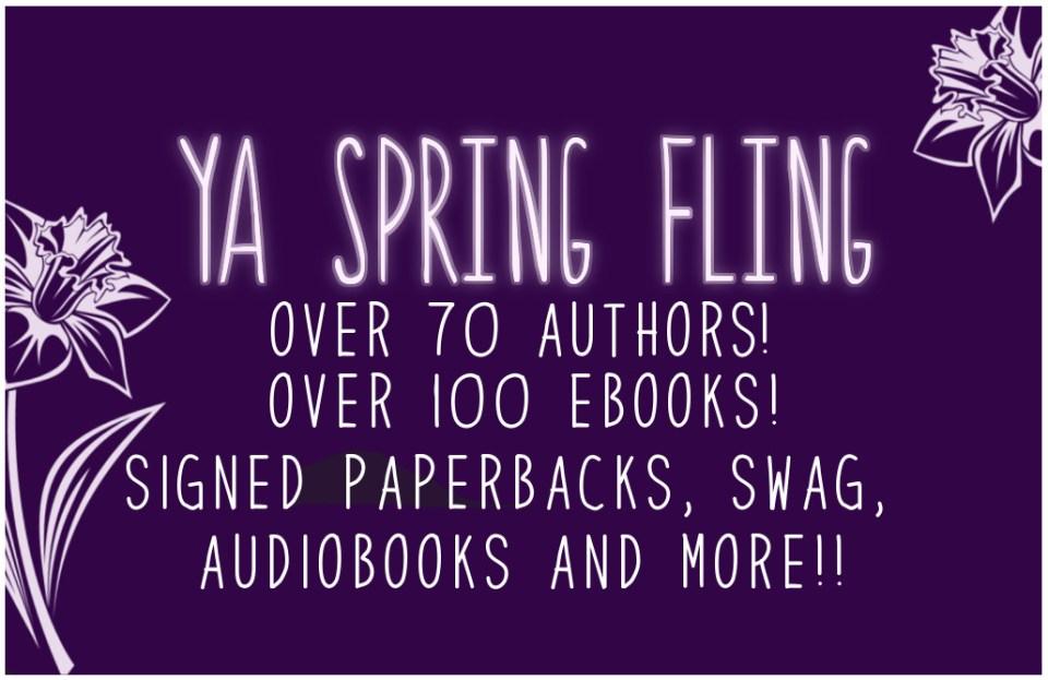 YA Spring Fling Logo
