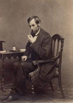 16th U.S. President ABRAHAM LINCOLN