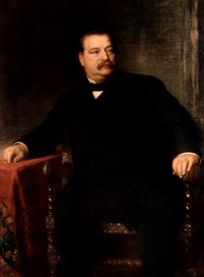 24th U.S. President STEPHEN GROVER CLEVELAND