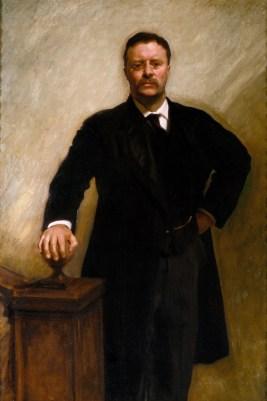 26th U.S. President THEODORE ROOSEVELT