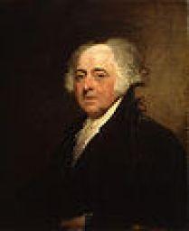 2nd U.S. President JOHN ADAMS