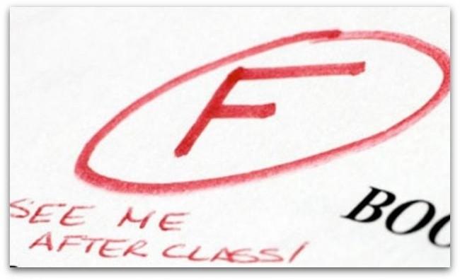 failing-grade