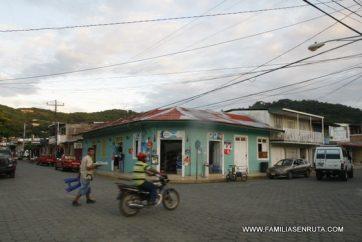 San Juan del Sur conserva un aire de estilo colonial