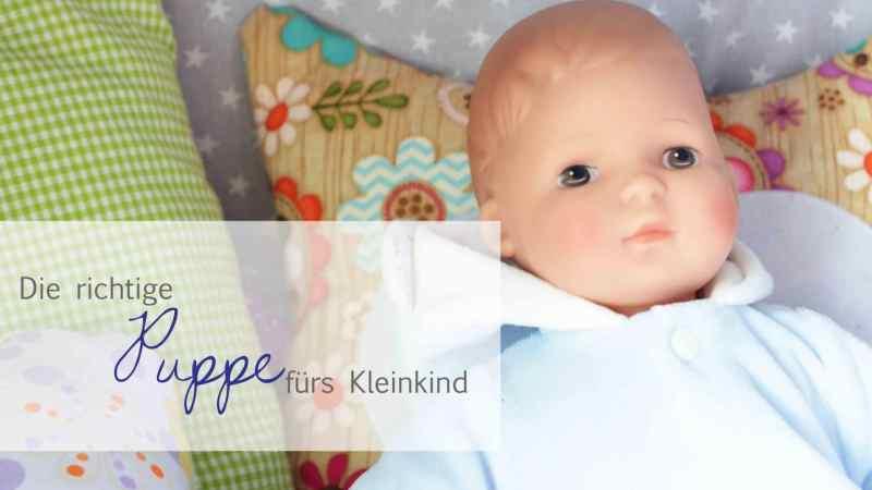 richtigen Puppe fürs Kleinkind, Puppenwagen, Puppenbett, Zubehoer Puppe, Geschenk zur Geburt, Geschwistergeschenk, große Schwester, Baby, tausendkind