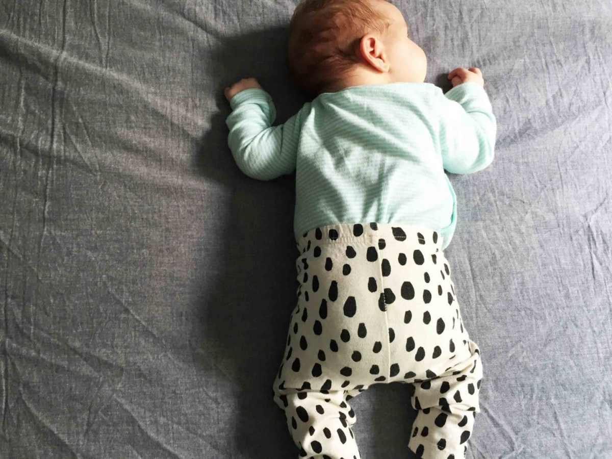 4 Wochen Baby, 4 Wochen Zweifachmama