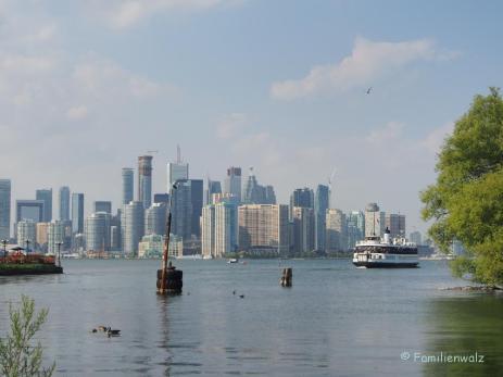 Fotos Kanada - Skyline von Toronto