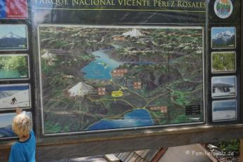 Im Nationalpark Vicente Perez Rosales