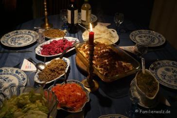 Weihnachten bei Familie Neumann, Osorno
