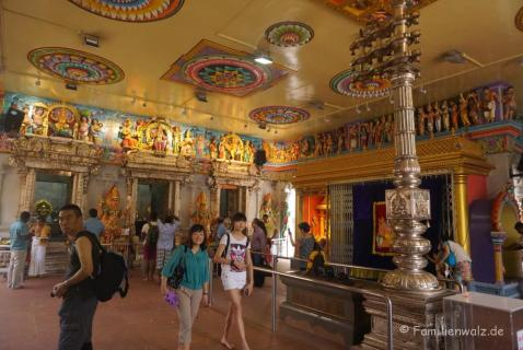 Little India, Hindu-Tempel