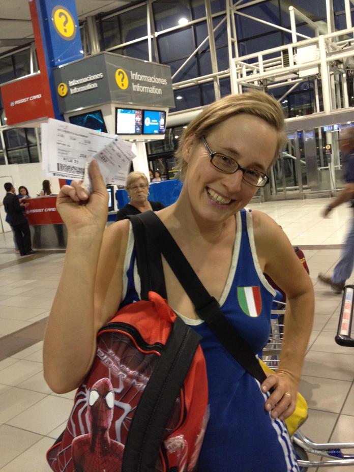 Tickets nach Neuseeland