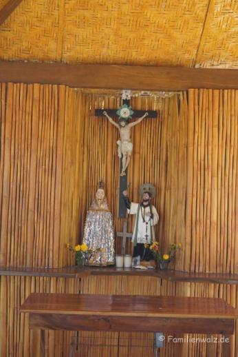 Altar auf Calangaman