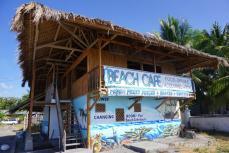 Beach Cafe in Malatapy