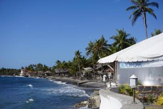 Am Beach Cafe in Malatapay