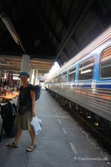 Samsen-Bahnhof in Bangkok