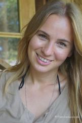 """Steffi Novotna, Gründerin des """"Spirit Bird"""" in An Bang"""